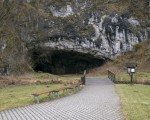 Entrance of the Sloup-Sosuvka caves